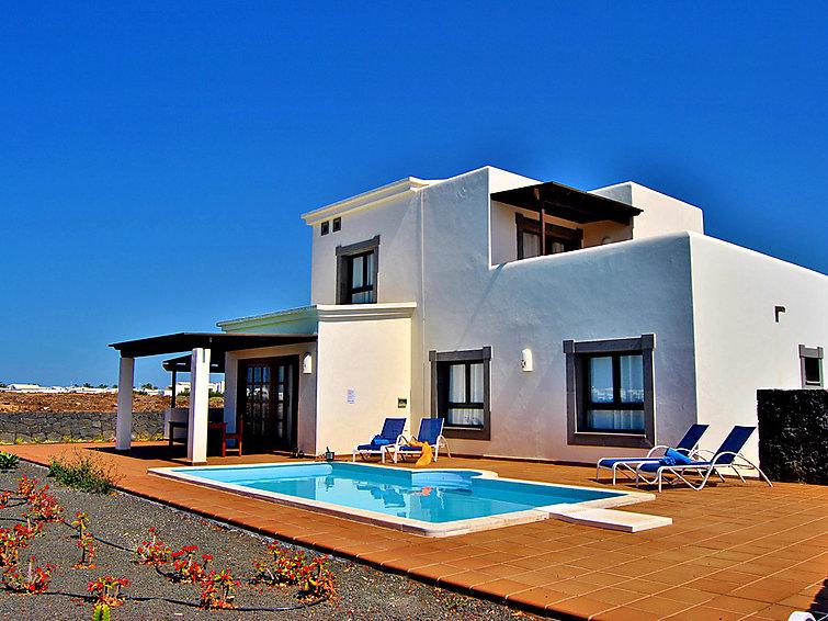 Ubytování ve Španělsku, Playa Blanca