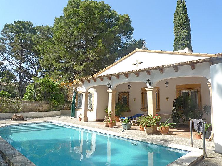 Ubytování ve Španělsku, Cala Major