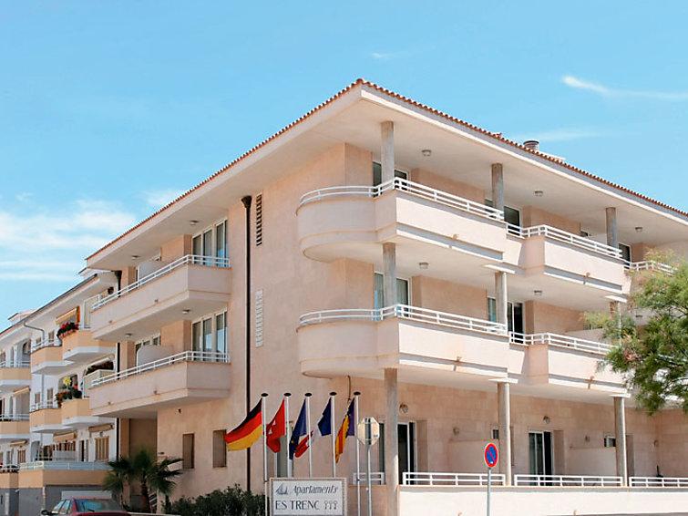 Ubytování ve Španělsku, Colònia St Jordi