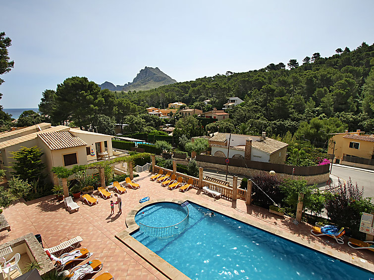 Ubytování ve Španělsku, Cala San Vicente