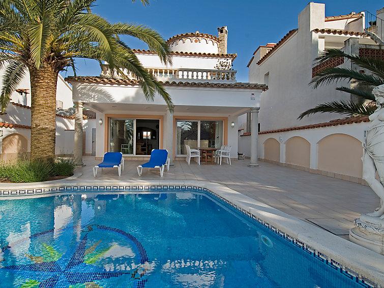 Ubytování ve Španělsku, Empuriabrava