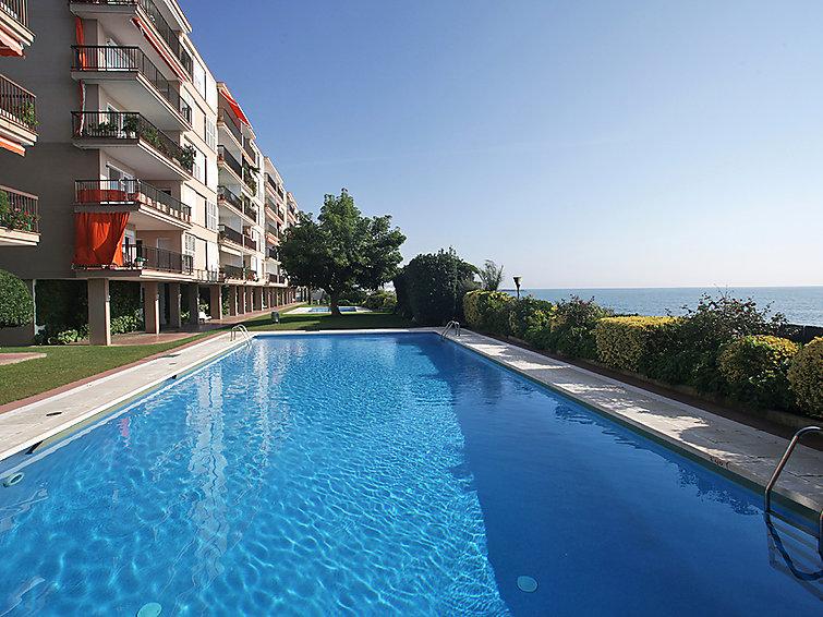 Ubytování ve Španělsku, Sant Andreu de Llavaneres