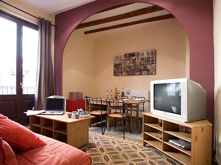 Ubytování ve Španělsku, Barcelona