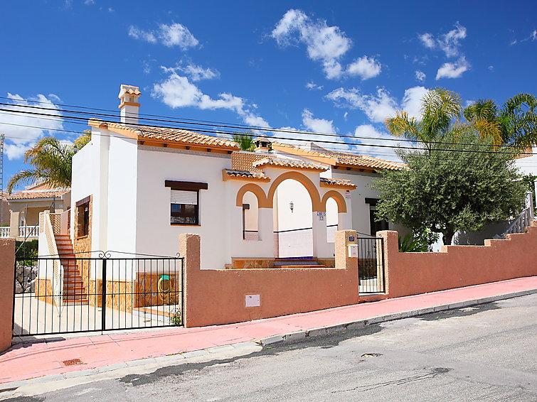 Ubytování ve Španělsku, Rojales