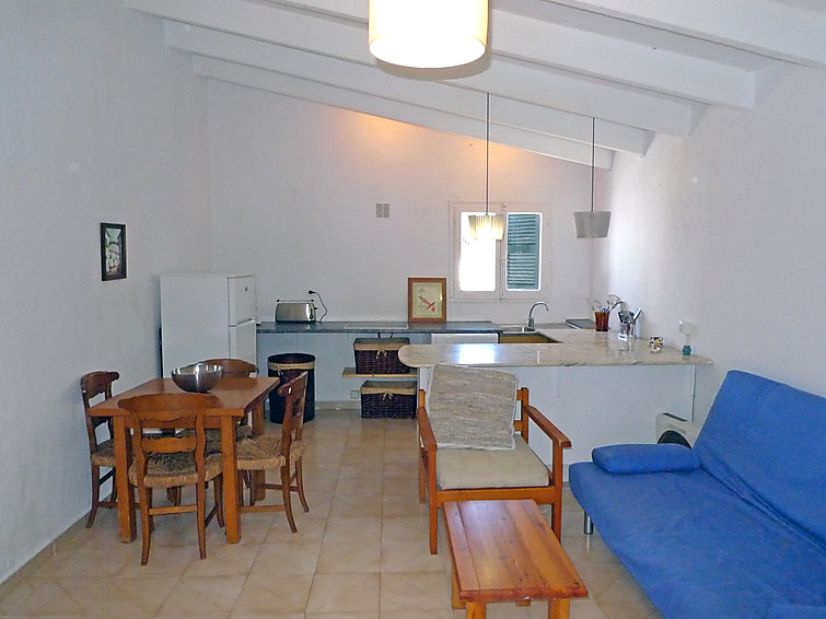 Ubytování ve Španělsku, Cala'n Porter