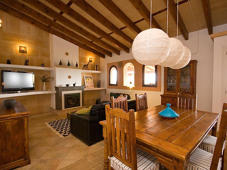 Ubytování ve Španělsku, Son Carrió