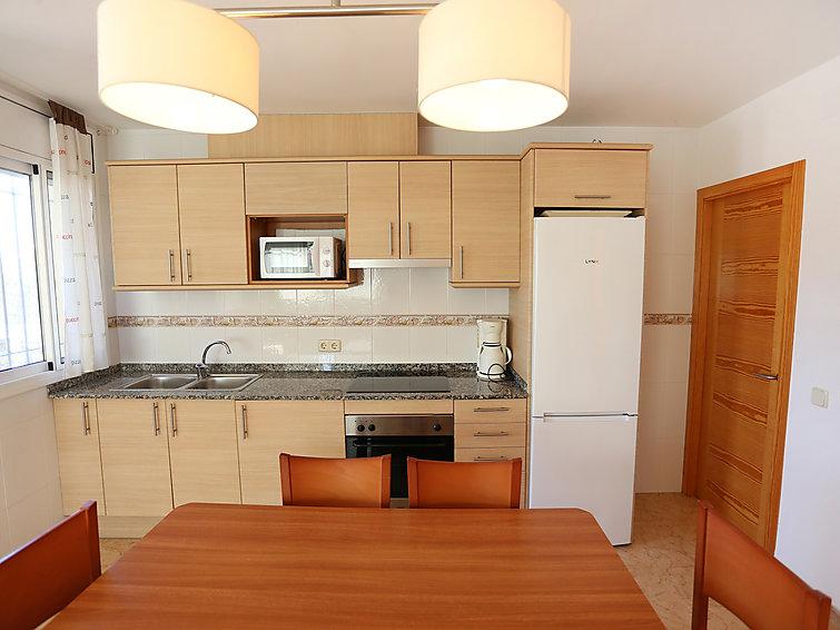 Ubytování ve Španělsku, Deltebre
