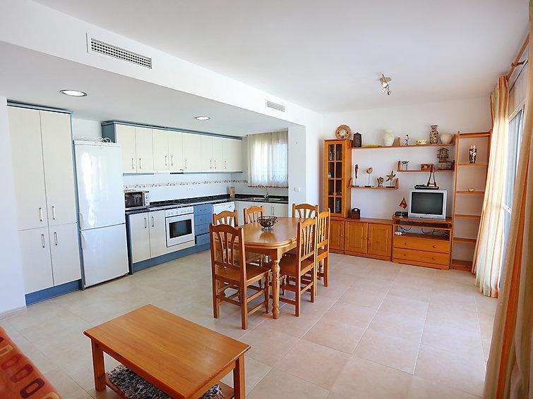 Ubytování ve Španělsku, Amposta / Eucaliptus