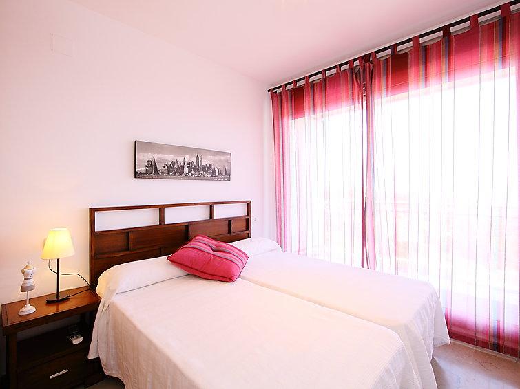 Ubytování ve Španělsku, Penyíscola