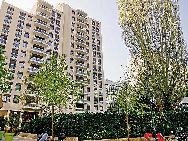 Ubytování ve Francii, Paříž/Puteaux-La Défense