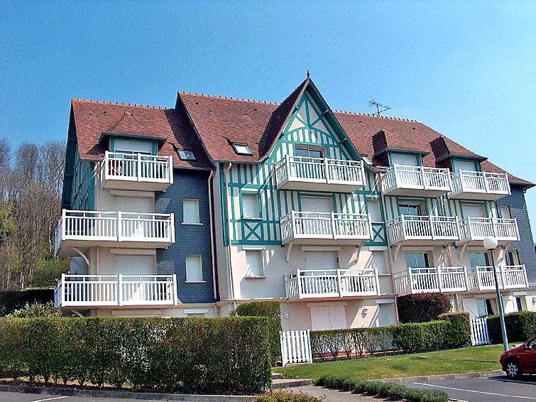 Ubytování ve Francii, Deauville-Trouville
