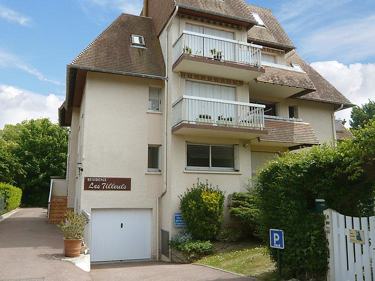 Ubytování ve Francii, Houlgate