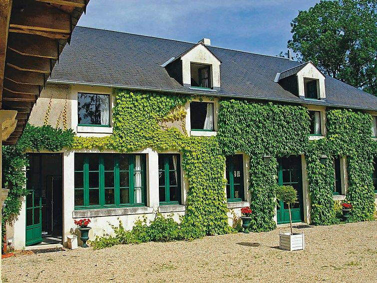 Ubytování ve Francii, Vouvant