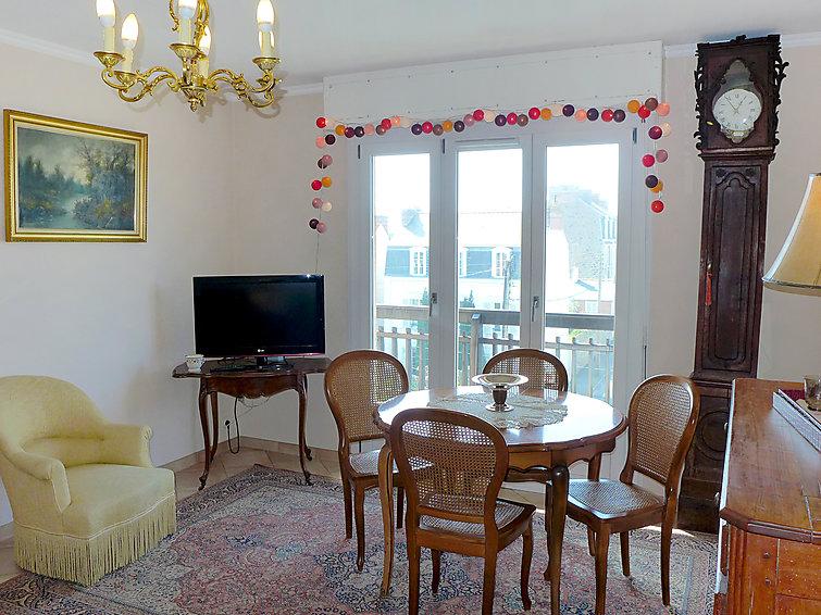Ubytování ve Francii, Saint Malo