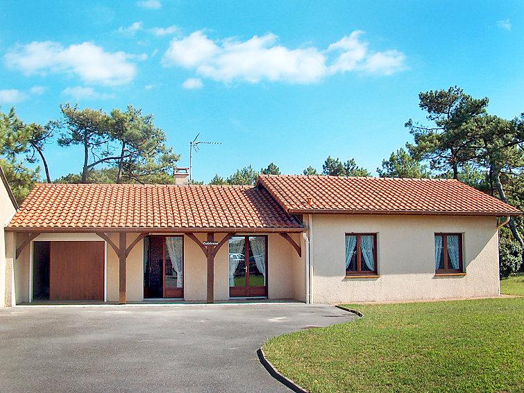 Ubytování ve Francii, Capbreton