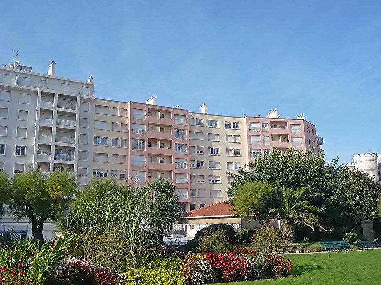 Ubytování ve Francii, Biarritz