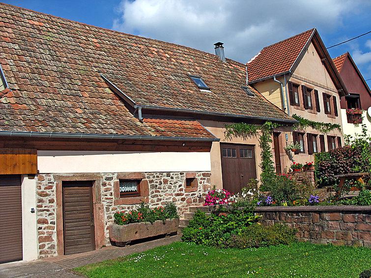 Ubytování ve Francii, Villé