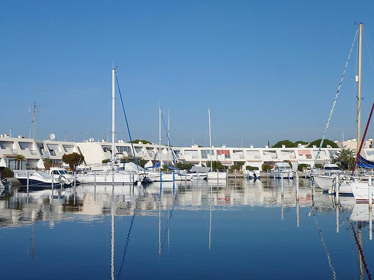 Ubytování ve Francii, Port Camargue