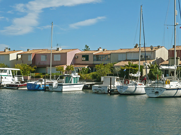 Ubytování ve Francii, Cap d'Agde