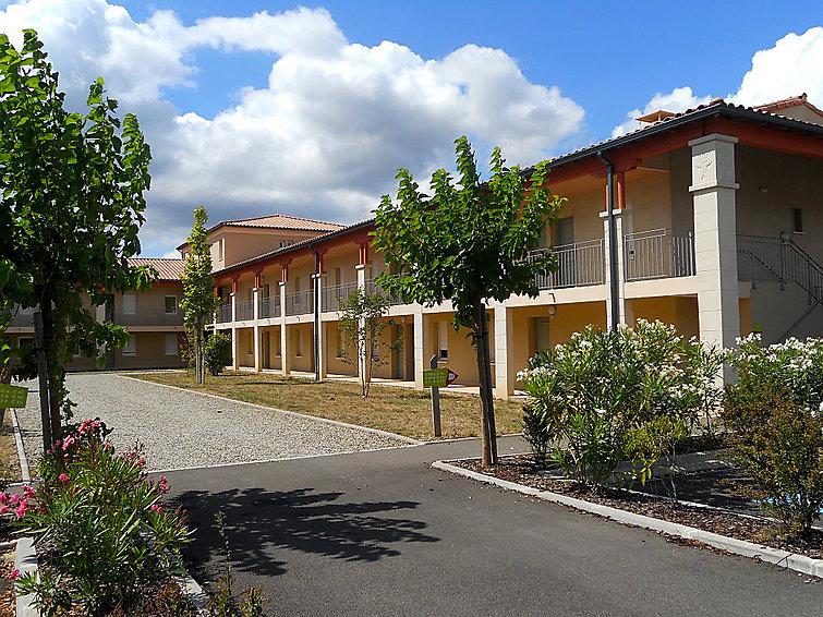 Ubytování ve Francii, Homps