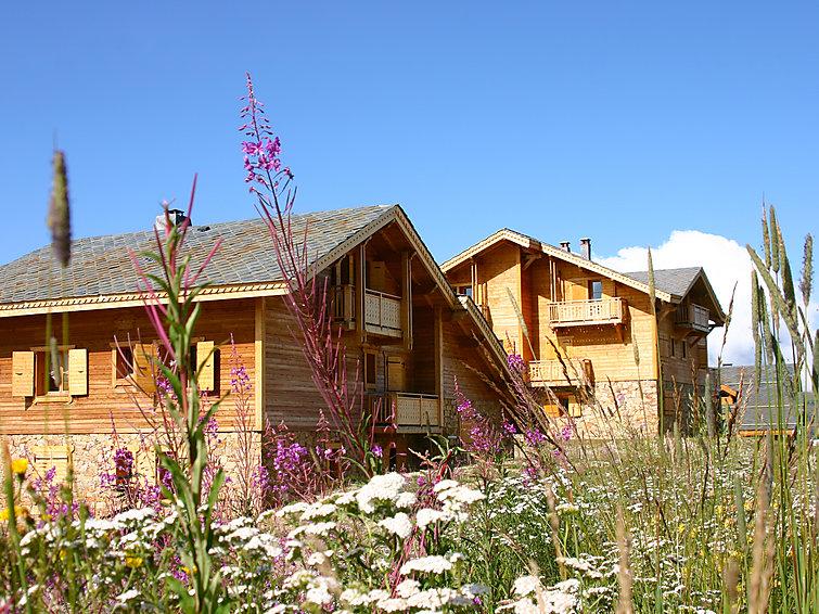 Ubytování ve Francii, L'Alpe d'Huez