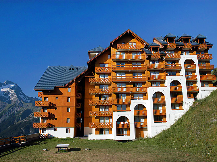 Ubytování ve Francii, Les Deux Alpes