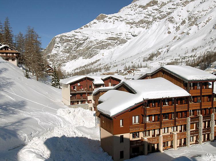 Ubytování ve Francii, Val d'Isère