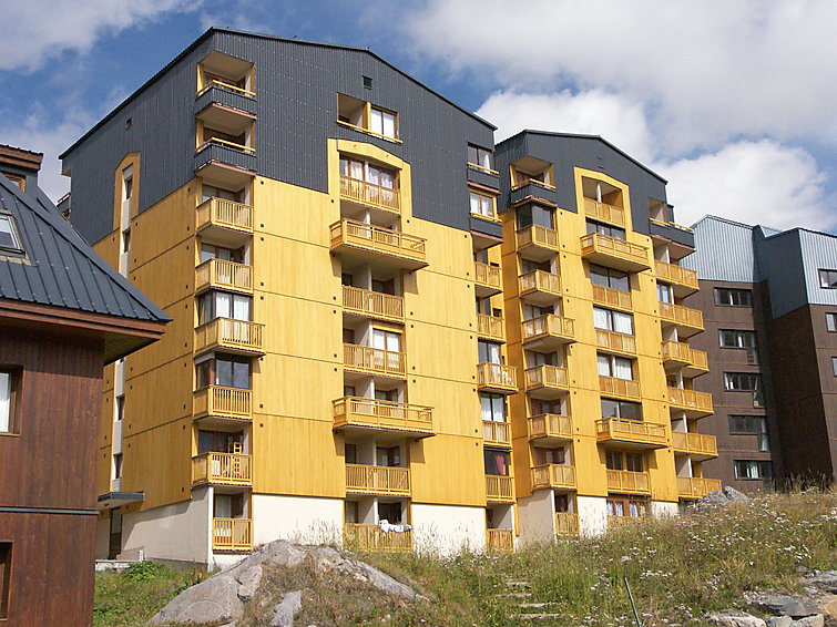 Ubytování ve Francii, Val Thorens