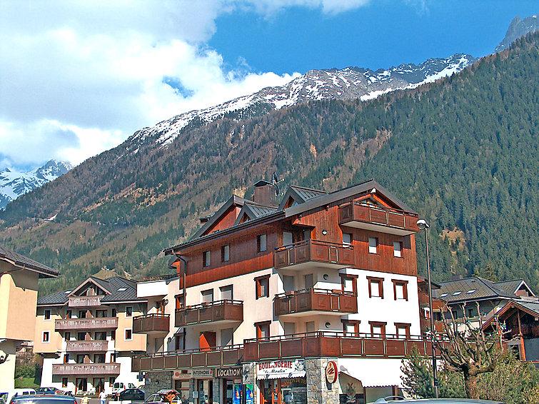 Ubytování ve Francii, Chamonix