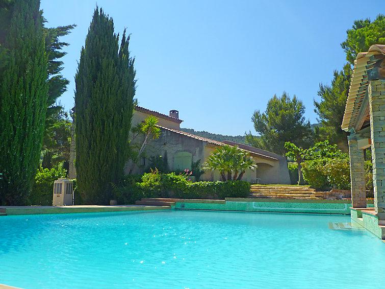 Ubytování ve Francii, La Cadière d'Azur