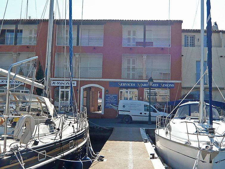 Ubytování ve Francii, Port Grimaud