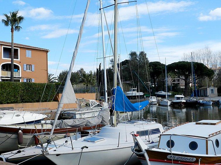 Ubytování ve Francii, Port Cogolin