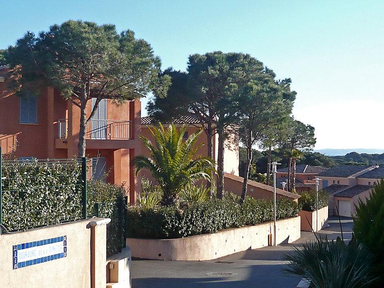 Ubytování ve Francii, Les Issambres