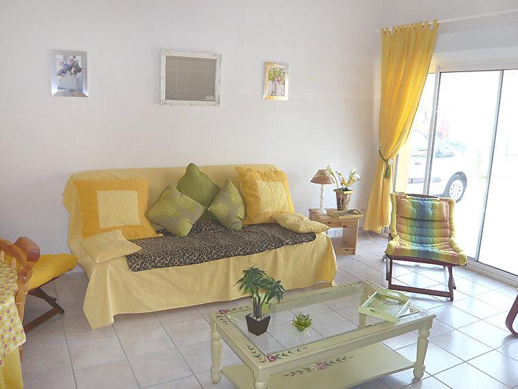 Ubytování ve Francii, Torreilles plage