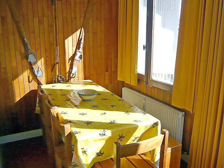 Ubytování ve Francii, Tignes