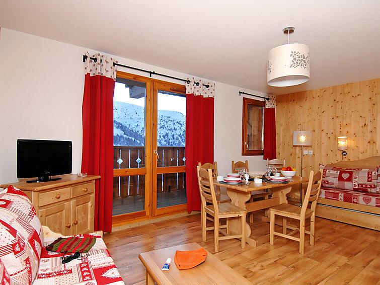 Ubytování ve Francii, Valmeinier