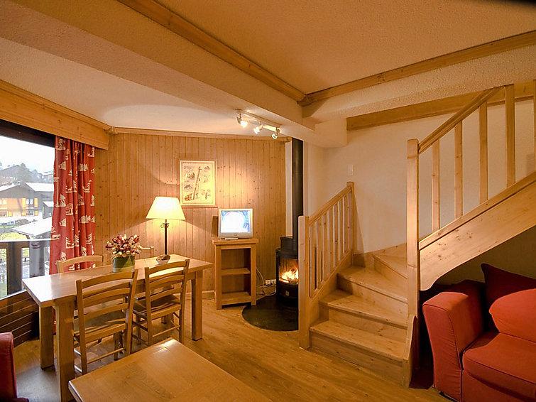 Ubytování ve Francii, Les Houches