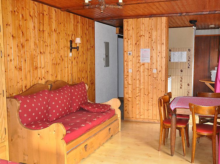Ubytování ve Francii, La Chapelle d'Abondance
