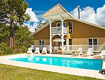 Ubytov�n� ve Francii v rekrea�n�m dom� Eden Club, Lacanau (Francie, Gironde, Lacanau)