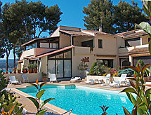 Ubytov�n� ve Francii v apartm�nu, Saint Cyr/La Madrague (Francie, Azurov� pob�e��, Saint Cyr/La Madrague)