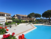 Ubytov�n� ve Francii v apartm�nu Les Jardins d'Ys, Les Issambres (Francie, Azurov� pob�e��, Les Issambres)