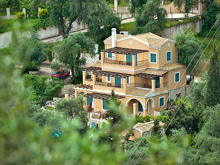 Ubytování v Řecku, Kalami