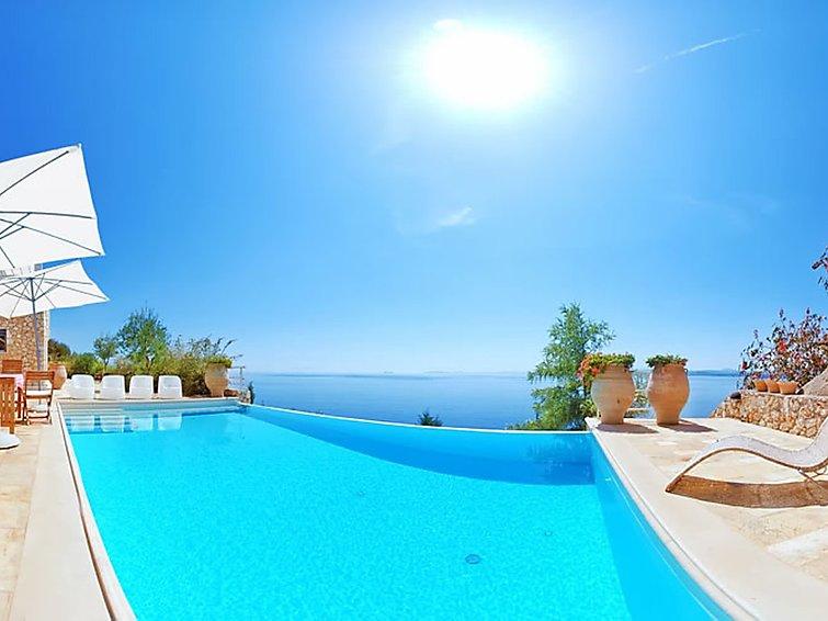 Ubytování v Řecku, Prinias