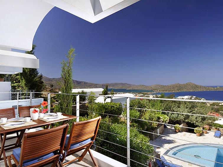 Ubytování v Řecku, Elounda