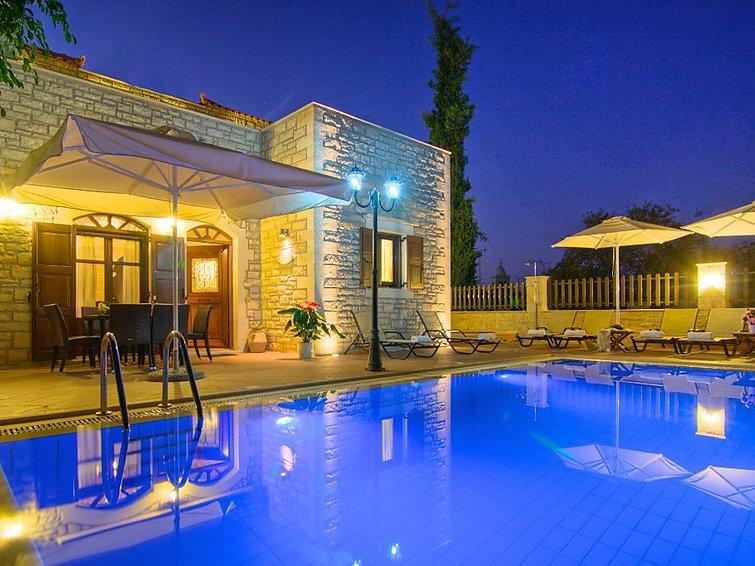 Ubytování v Řecku, Atsipopoulo