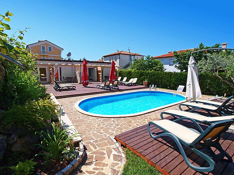 Ubytování v Chorvatsku, Umag