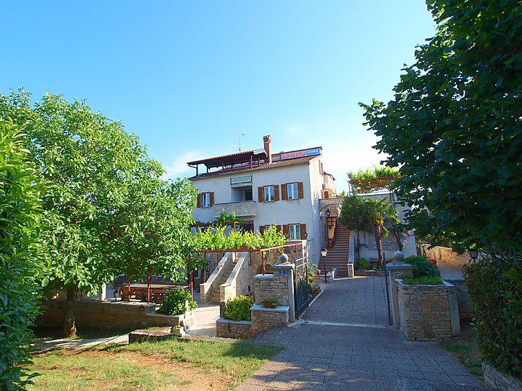 Ubytování v Chorvatsku, Rovinj