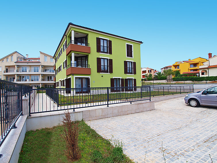 Ubytování v Chorvatsku, Pula/Premantura