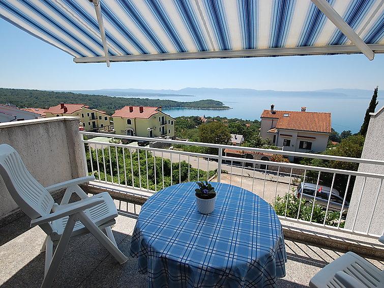 Ubytování v Chorvatsku, Krk/Njivice