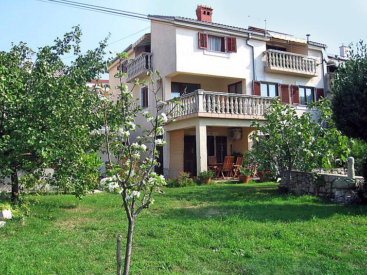 Ubytování v Chorvatsku, Crikvenica